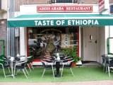 Ethiopian restaurant Addis Ababa