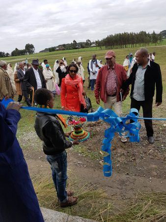 Openingsceremonie waterproject