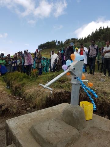 Waterproject in Kobastil