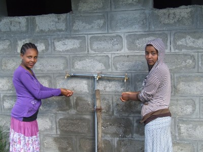 clean water for two schools